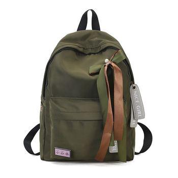 للماء الطباعة قماش الحقائب المدرسية للمراهقات السفر حقيبة الظهر أنثى سعة كبيرة