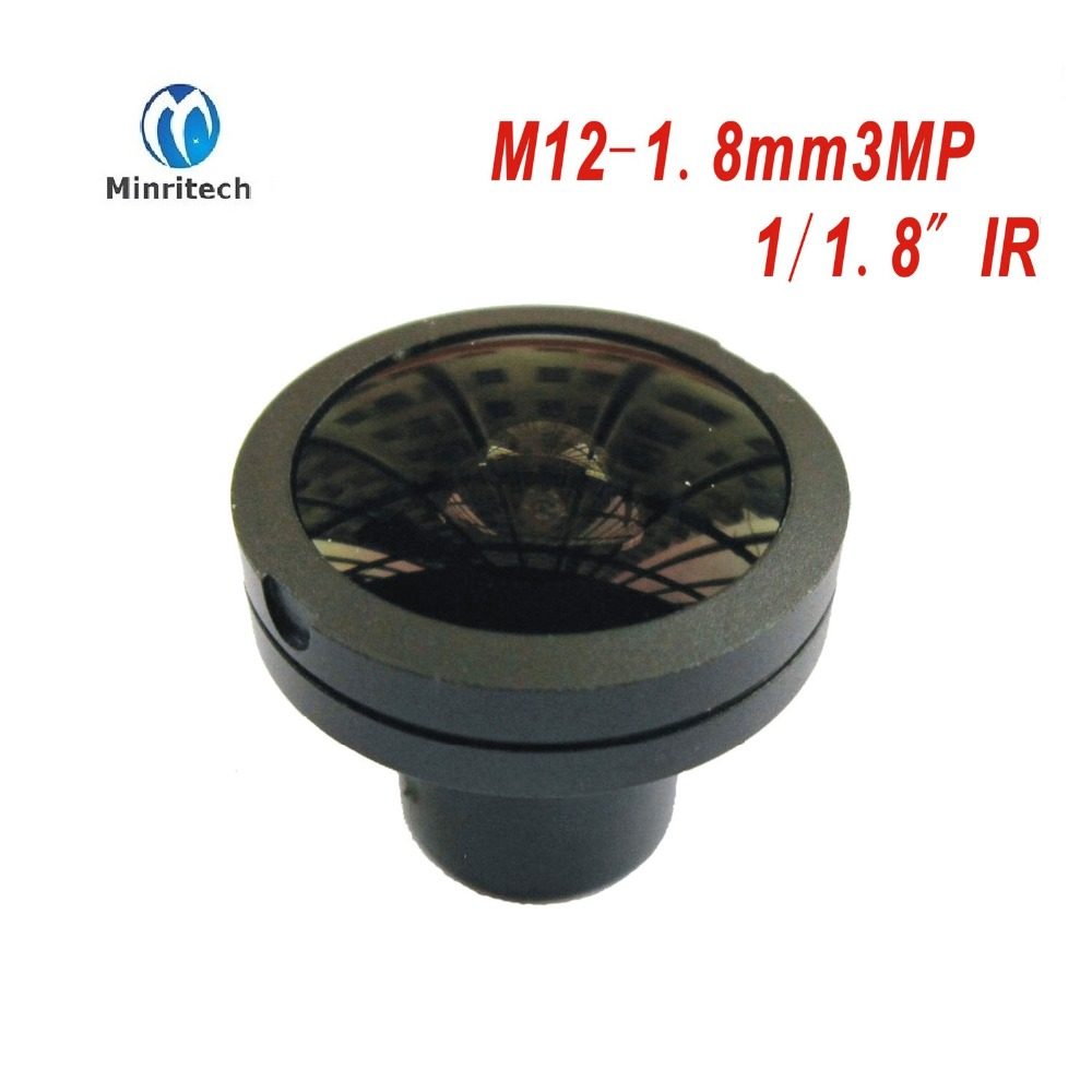 DIY 3MP HD 1/2.7 1.8mm 180 Degrees Fish Eye Wide Angle View Board Lens 3Megapixel M12 Mount for CCTV IP Camera 3 megapixel full hd 1080p camera lens 3 6mm 128 degrees wide angle m12 0 5 mount 1 2 5 f2 0 fixed iris ir lens