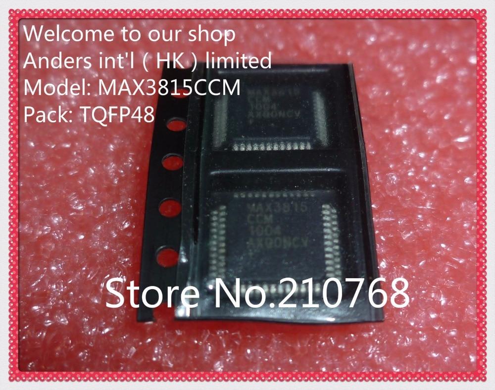 20 шт./лот MAX3815CCM+ TD MAX3815CCM MAX3815 TQFP48