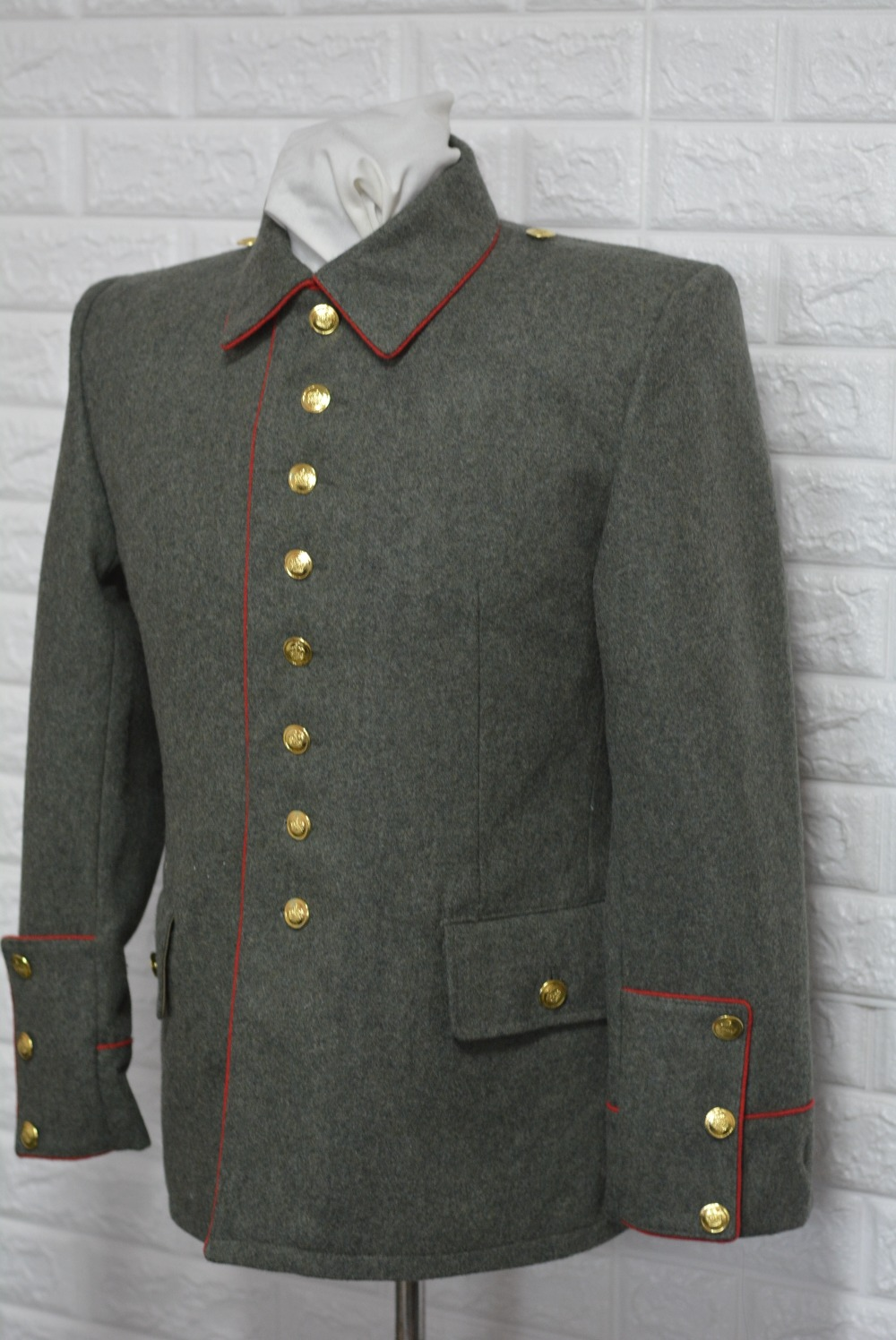 EMD WW1  Uniform .Top.wool 1907 Sets