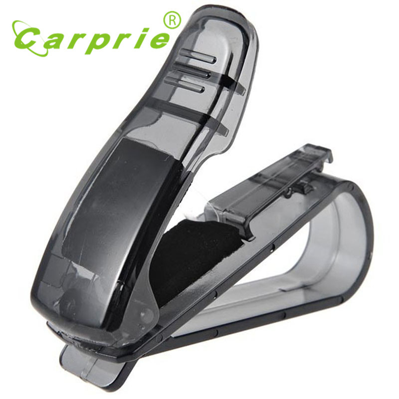 Car Sun Visor Sunglasses Ticket Ticket Card Storage Clip Holder-car styling car-styling N# dropship