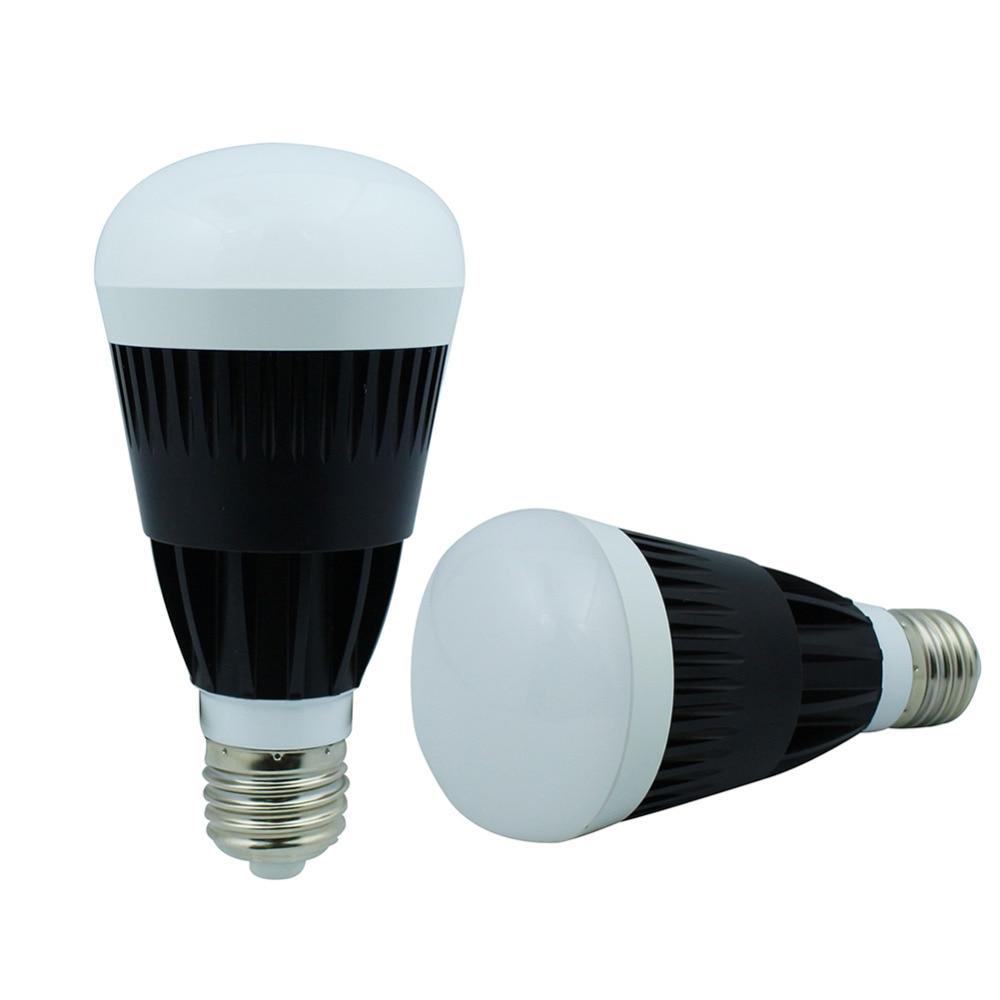 10 w MagicLight Pro WiFi Smart LED Lumière Ampoule Smartphone Contrôlée Dimmable Multicolore Changement Lampe pour iPhone IOS Android