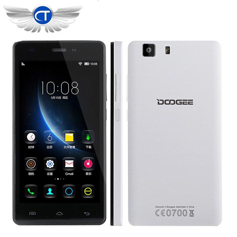 Original Doogee X5 Pro 5 0 HD IPS 4G LTE Mobile Phone MTK6735P Quad Core 2GB