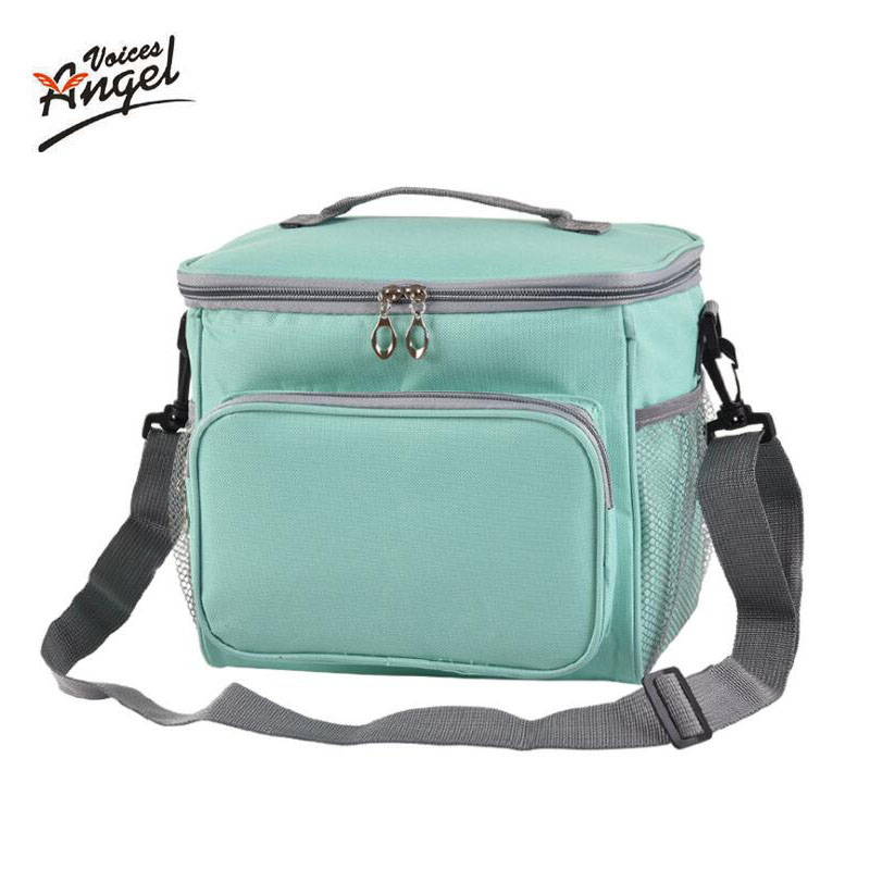 Koeltas Picnic Box Portable Cooler Bag Bolsa Termica Torby Termiczne Isotermica Mochila Lonchera Ice Pack Thermal Ijs Zakjes Sac