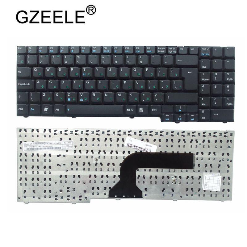 GZEELE Russian NEW FOR Asus M70 M70S M50 X57V X55 M50VM X71S M50S X71 X71S X71SL M50 G50 G70 M70SV M70V M71 RU Laptop Keyboard