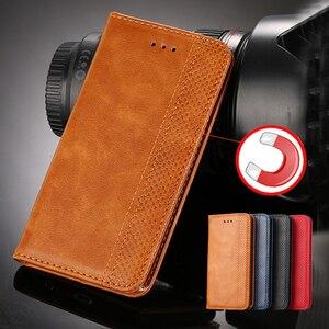 Роскошный кожаный флип-чехол YeLun для Oukitel U18 U22 C8 Mix 2 C12 Pro с держателем для карт Магнитный чехол-книжка с подставкой