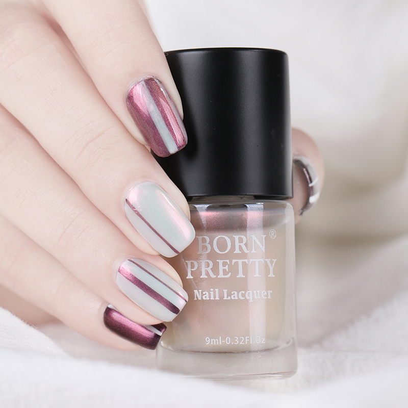 Glossy Nail Polish Ingredients - To Bend Light