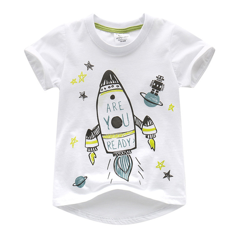 2017 Brand Boys T shirt Baby Clothing Kids T Shirt ...