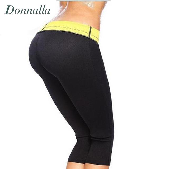 Super Mulheres Hot Shapers Controle Calcinhas Emagrecimento Calças Mulheres Calças Moldar O Corpo Shapers Quente Neoprene