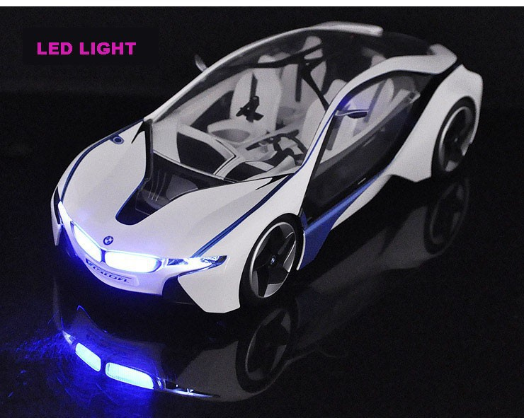 Free Shipping 1 14 Ved I8 Electric Remote Radio Control Rc Car Toys