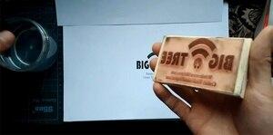 Image 3 - מותאם אישית עיצוב גומי חותמת עץ רכוב רעיונות חתונה יום הולדת חג המולד ברכה כרטיס אריזת מתנה אלבום תמונות DIY