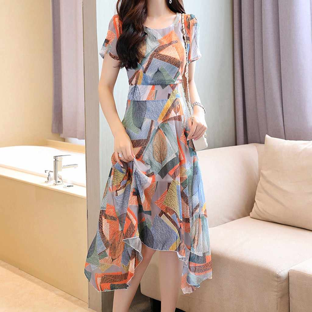 Plus Size Summer Dress 2019 Clothes For Women Elegant Long Dress Sexy Club Dresses Woman Party Night Casual Party Women Dress