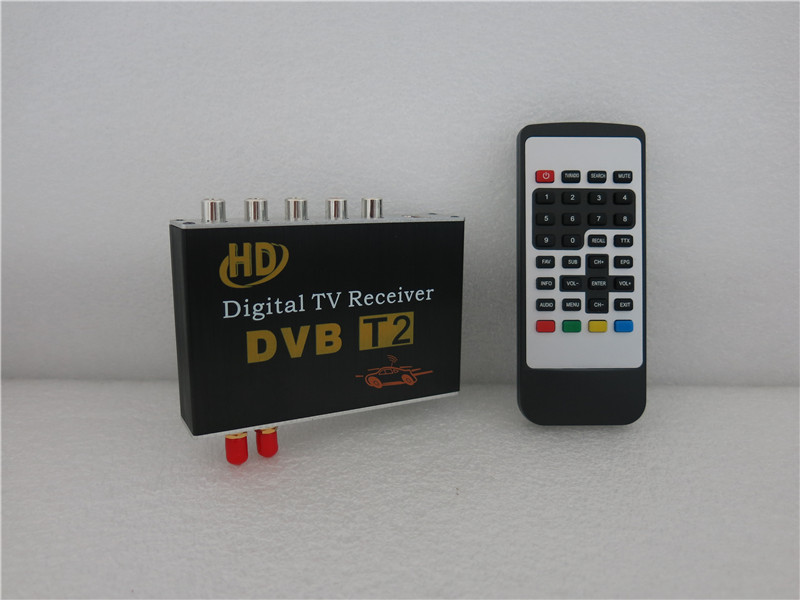 TOPNAVI HD Digital TV DVB-T / ISDB-T ATSC Terrestrial Receiver H.264 MPEG-4 TV BOX