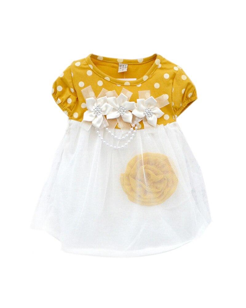 COCKCON-Cute-Summer-Children-Clothing-Ball-Gown-Kids-Baby-Girls-Polka-Dots-Tutu-Dresses-4-Colors-2