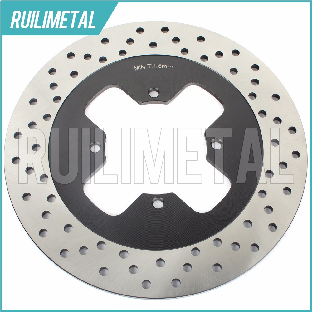 Заднего тормозного диска ротора для GSX 400 импульс х з с катаной СС системы GSX 600 F в системы GSX 750 Ф 89 90 91 92 93 94 95 96 97