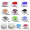 1440pcs 1 box  Zircon Rhinestones Micro Rhinestones Mini Nail Art Rhinestones Nail Decorations