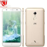 Original ZTE Xiaoxian 4 BV0701 Mobile Phone 2GB RAM 16GB ROM MT6753 Octa Core 5.2 inch Android 5.1 Dual SIM 13MP 4G LTE 2540mAh