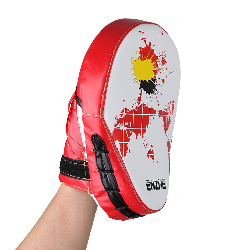 1 piece boxing hand target punch pad kick boxing mitt mma training foam hand target