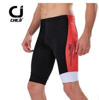 CHEJI  2016 Men Cycling Bike Bicycle Outdoor Sportswear 3D Silicone Pad Shorts 3-Colors