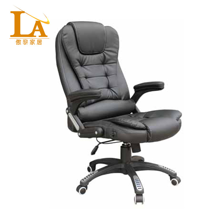 Premium Genuine Leather Reclining Chairs Happy Swivel Chair Computer Chair  Home Office In Bar Chairs From Furniture On Aliexpress.com | Alibaba Group