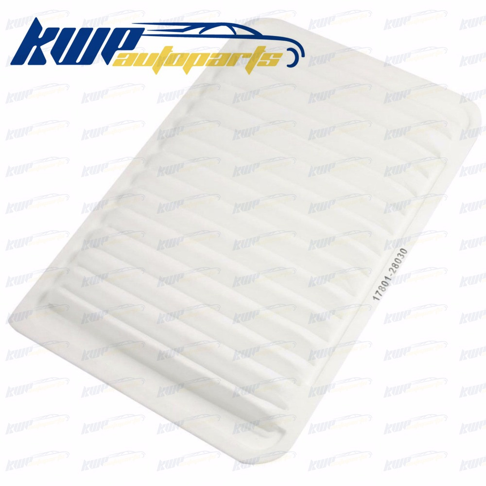 Engine Air Filter for Toyota Camry 2007-2017 Venza 2009-2016 2.7 OE# 17801-0H050 17801-28030