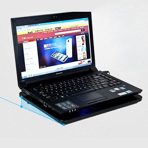 "Image 4 - Professional แล็ปท็อป Cooling Pad 13 ""14"" 15.6 ""แล็ปท็อปพัดลมสไลด์ขาตั้งแล็ปท็อปสำหรับ Notebook Cooler"