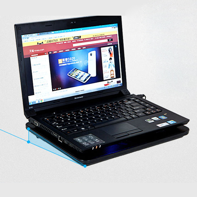 Professional external Laptop Cooling Pad 14 3
