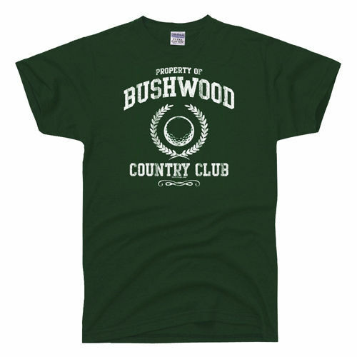 Bushwood Country Club Golf Balls Cart Caddyshack Movie Men'S Funny Tee Shirt Summer 2019 100% Cotton Normal Custom Design Shirts image
