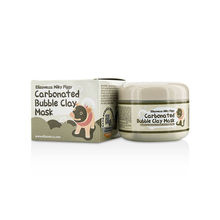 Korea Cosmetic ELIZAVECCA Milky Piggy Carbonated Bubble Clay Mask 100g Remove Blackhead Face Mask Acne Treatment Facial Mask