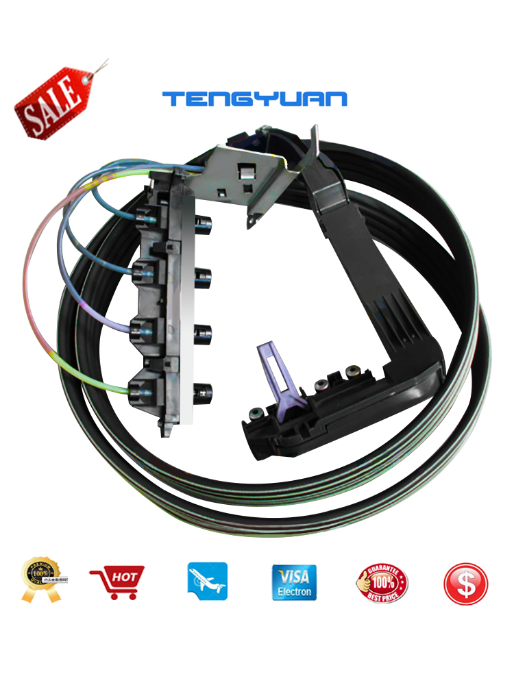 C7769 60381 C7769 60256 90% new DesignJet Plotter 500 510 800 Ink tube system Ink tube Assembly 24inch Plotter parts