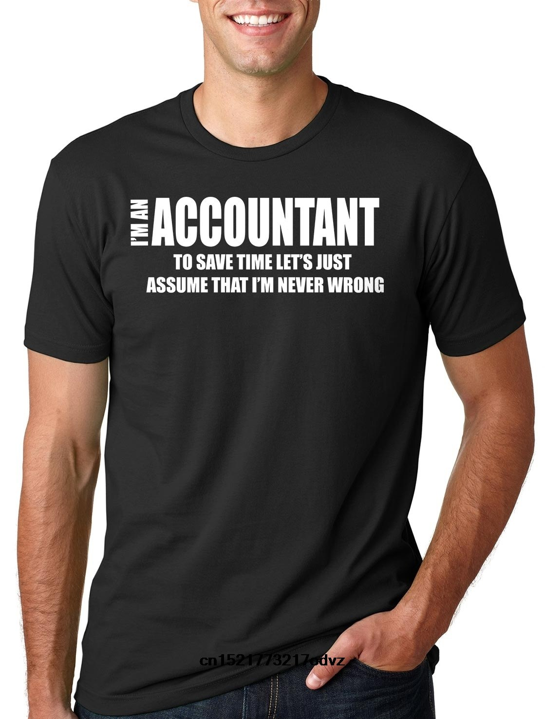 0e1a248733 Buy t shirt accountant and get free shipping on AliExpress.com