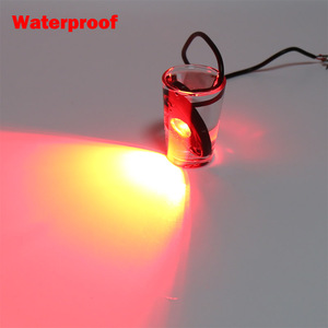 Image 4 - 2 Pcs 9 W Steamship Deck Lights Boat Decoration Colorful Lamp for Automobile Boat Jeep Off Road Motorcycle