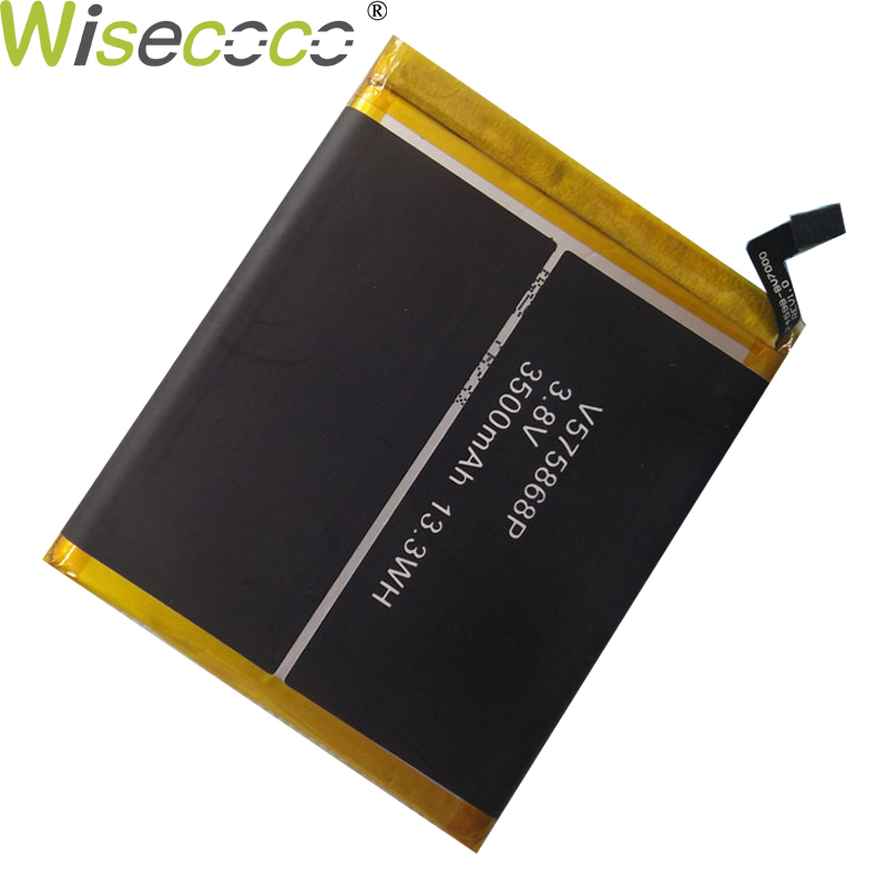 WISECOCO New Original 3500mAh V575868P <font><b>Battery</b></font> For <font><b>Blackview</b></font> <font><b>BV7000</b></font> <font><b>Pro</b></font> Mobile Replacement Phone In Stock With Tracking Number image