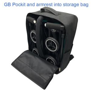 Image 4 - Sac de voyage pour poussette de bébé et accoudoir pour go pockit plus, sac de rangement pour Goodbaby Pockit + (pas pour toute la ville)