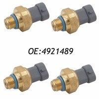 4PCS 4921489 oil pressure sensor /oil pressure switch for CUMMINS