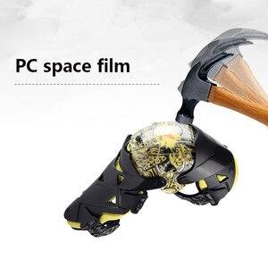 Image 5 - ドゥーハンファッションオートバイ膝パッドモトクロス膝 PC ブレースハイエンド保護具ニーパッドプロテクター