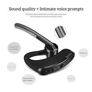 Image 4 - Bluetooth наушники HOCO с шумоподавлением, голосовым управлением и микрофоном