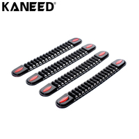 KANEED Universal Car Bumper Protection Strip Fashion Simple Anti collision Bar Car Body Protective Strip Car Body Protector