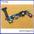 Original Dock Connector Charger Board USB Charging Port Flex Cable For Samsung Galaxy S6 G920 G920F, Free Shipping