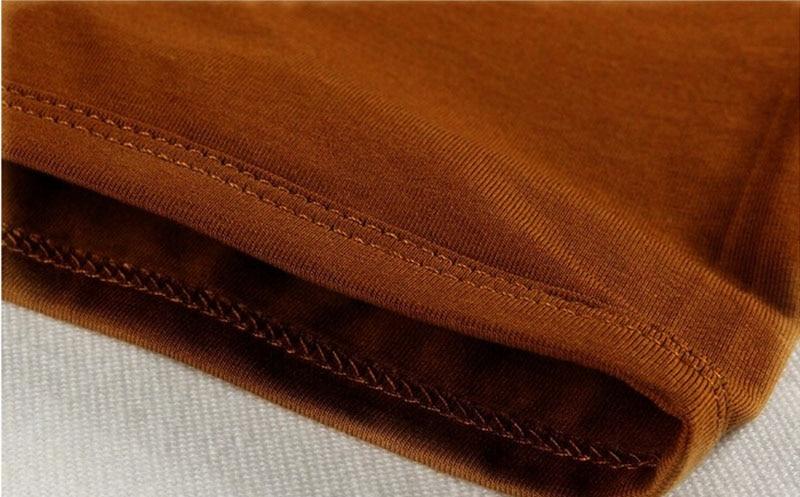 Moška majica slim fit majice s kratkimi rokavi s kratkimi rokavi - Moška oblačila - Fotografija 6