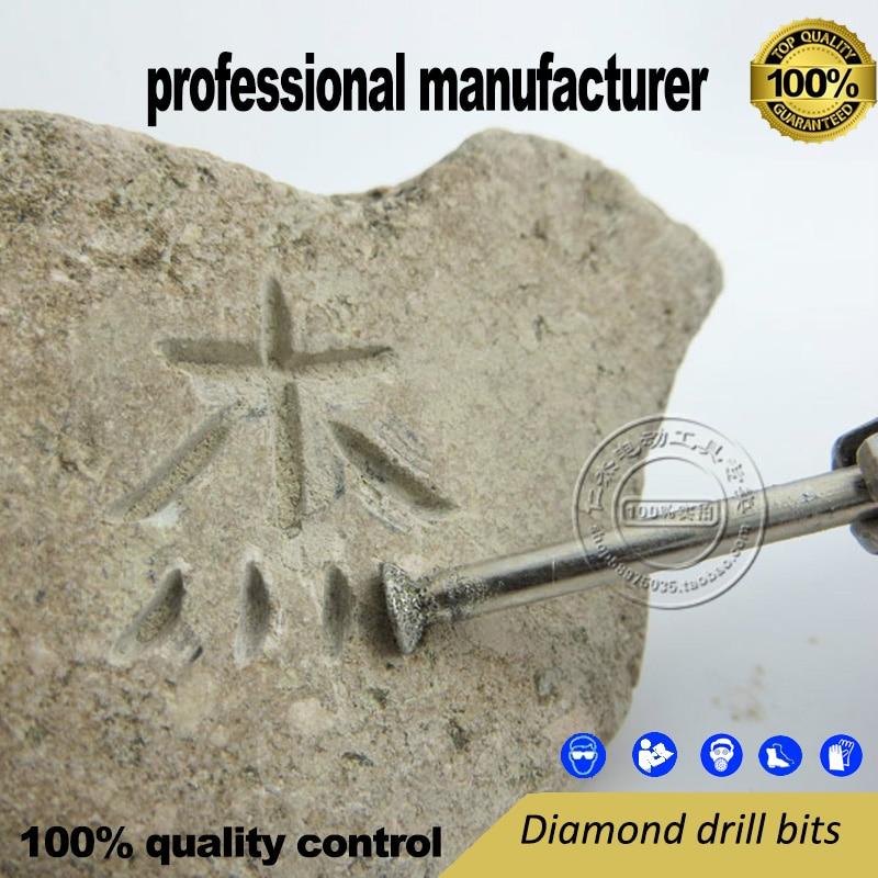 Mini herramientas de amoladora de diamantes Kit de amolado de 6 - Herramientas abrasivas - foto 4
