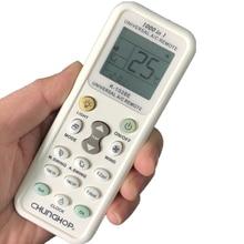 Bonne qualité universelle K 1028E climatiseur numérique LCD télécommande CHUNGHOP K1028E contrôleur de climatisation