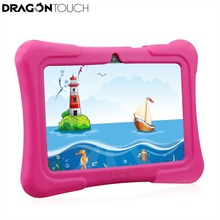 Dragon Touch Y88X Plus 7 inch 1G/8GB Android 5.1 Kids Tablet Bluetooth Wifi IPS Display Kidoz Pre-Installed 2MP Christmas Gifts