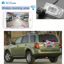 YESSUN NEW car wireless Reverse camera for Mazda Premacy MK1 1999~2009 For Tribute 2001~2007 CCD Night Vision+CAM