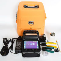 Free Shipping FTTH Fiber Optic Splicing Machine Fusion Splicer