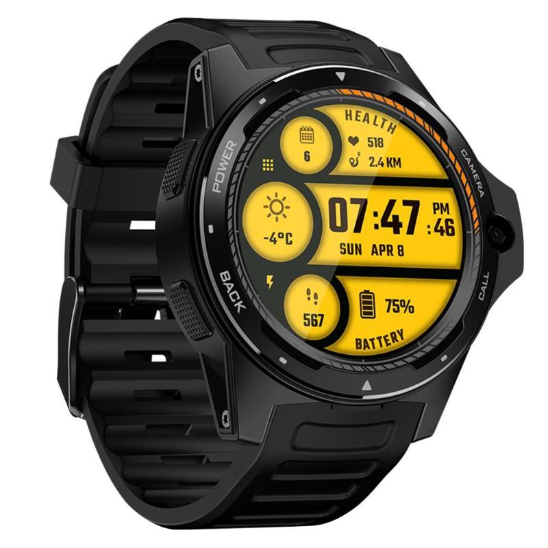 Zeblaze Thor 5 1 39inch Smart Watch Sim Pedometer Heart Rate Monitor Watch 8MP Camera 2G