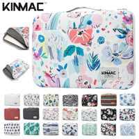 """2019 nouvelle marque Kinmac sac à main housse pour ordinateur portable 12 """", 13"""", 14 """", 15"""", 15.6 """", sac pour MacBook Air Pro 13.3, 15,4 livraison gratuite KS022"""