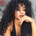 180 Density Deep Curly Wave Lace Front Wigs For Black Women Deep Body Wave Lace Front Wig Deep Body Wave Full Lace Wig Baby Hair