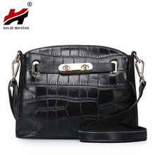 New Arrival Leather Handbags Fashion Shoulder Bag Genuine Leather Cross Body Bags Brand Women Messenger Bags American Style
