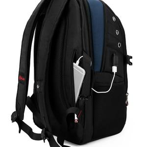 Image 5 - BaLang Merk Ontwerp Man Laptop Rugzak mannen Reistas Waterdicht Schoudertassen voor Computer School Nylon Tassen Reizen Rugzak